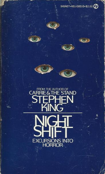 night+shift+stephen+king+1979+signet+pbk